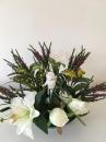 ange-plume-plantes-artificielles-blanche