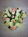 coeur-blanc et rose