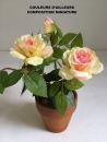 decoration-florale-miniature-artificielle-rose