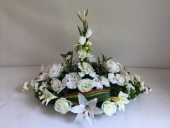 plateau-ovale-fleur-blanche