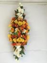 raquette-funeraire-fleurs-artificielles
