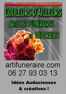 article funeraire